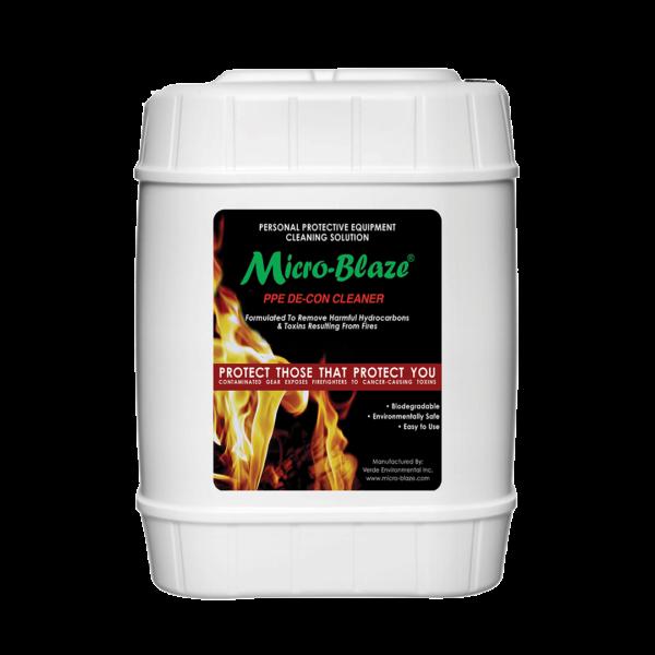 Verde - Products - PPE DE-CON - 5 Gallon