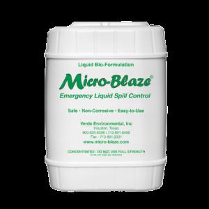 Micro-Blaze® Emergency Liquid Spill Control